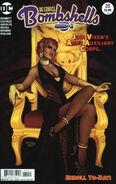 DC Comics Bombshells Vol 1 20