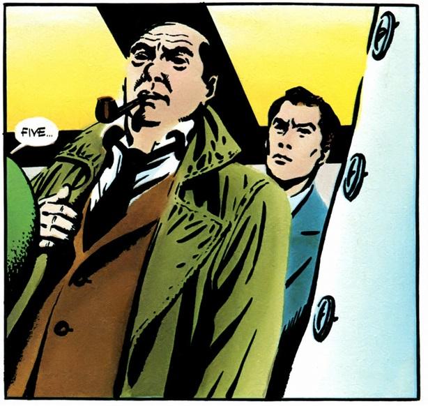 Eric Finch (V for Vendetta)