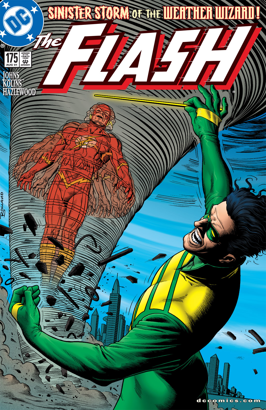 The Flash Vol 2 175