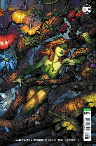 David Finch Variant (Poison Ivy)