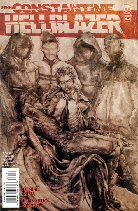Hellblazer Vol 1 217