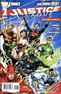 Justice League Vol 2 1A