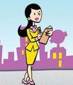 Lois Lane Tiny Titans 0002