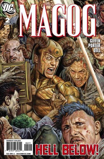 Magog Vol 1 2