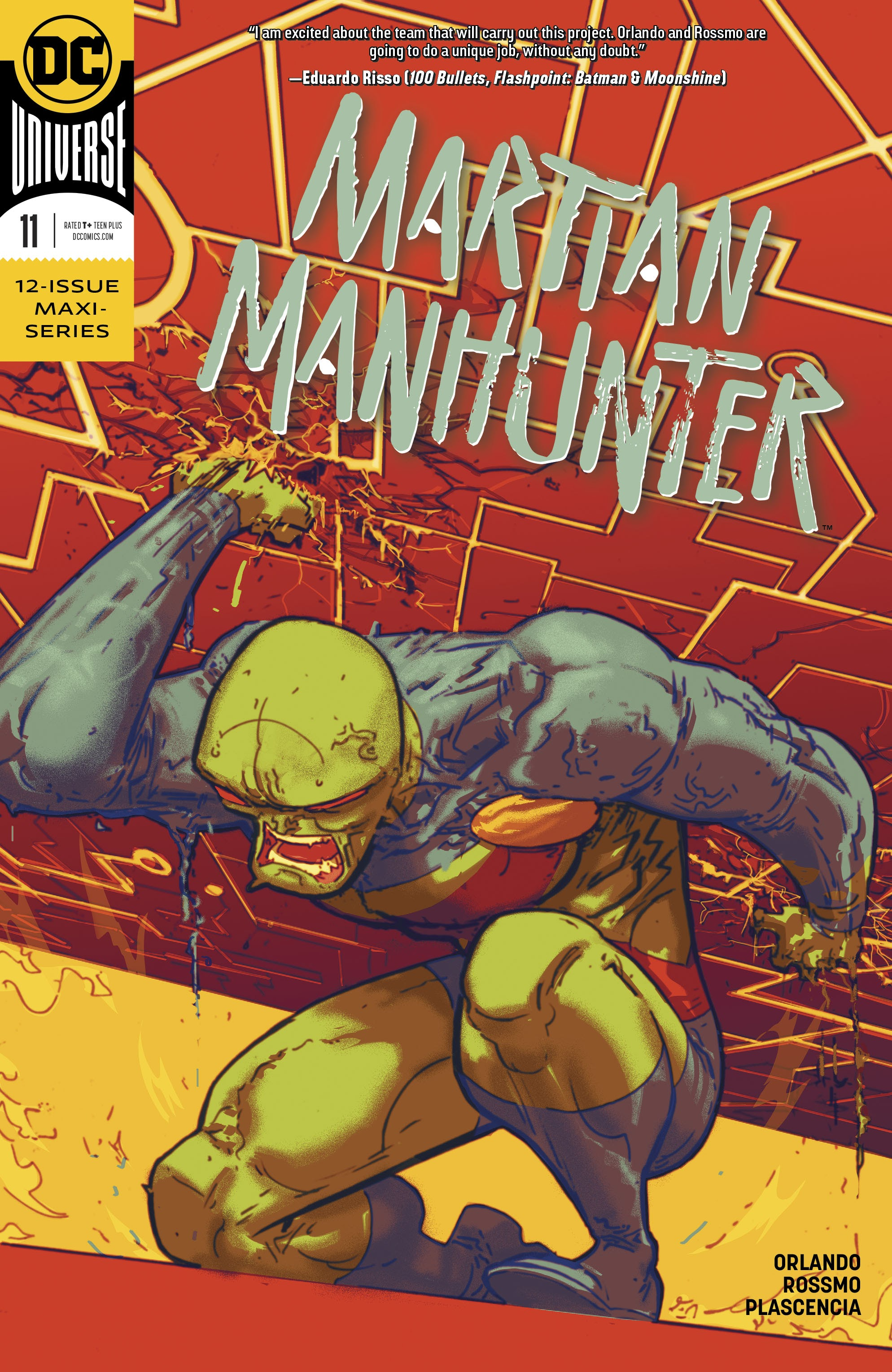 Martian Manhunter Vol 5 11