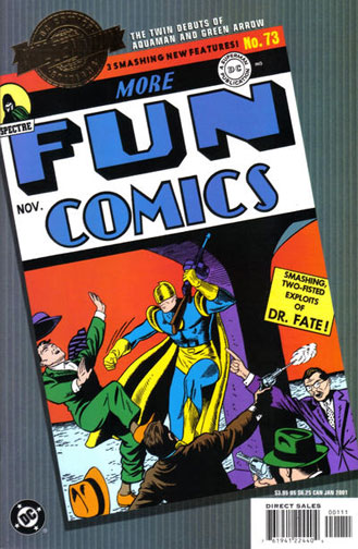 Millennium Edition: More Fun Comics Vol 1 73