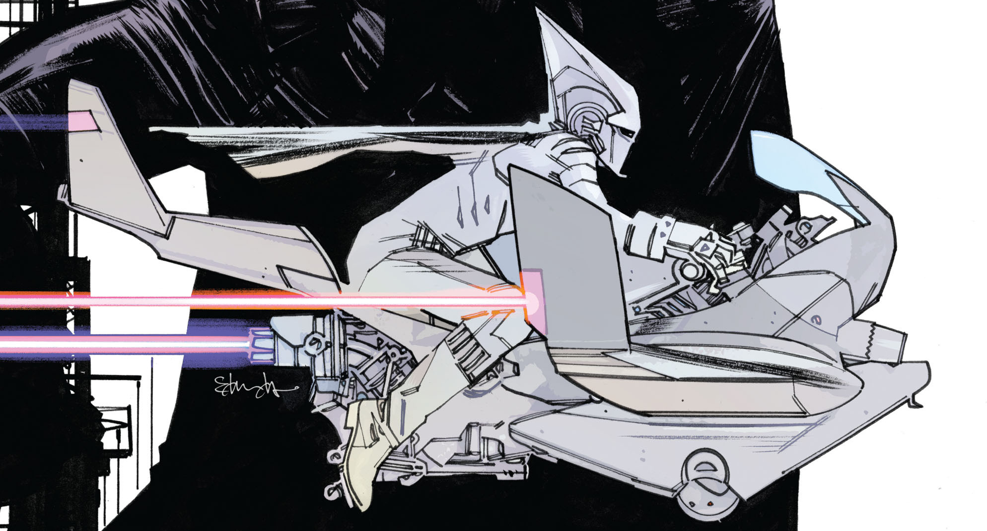 Mother Panic's Glider