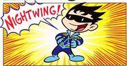 Robin Tiny Titans 002