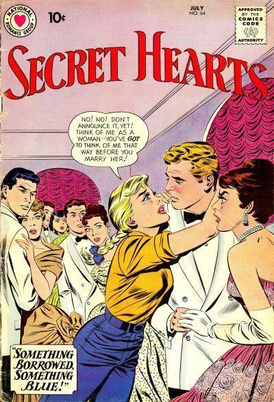 Secret Hearts Vol 1 64