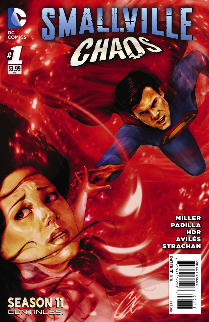 Smallville Season 11: Chaos Vol 1 1