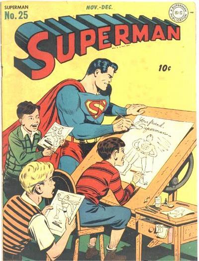 Superman Vol 1 25