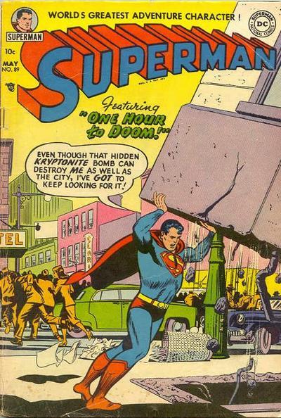 Superman Vol 1 89