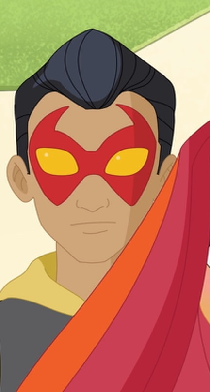 Francisco Ramon (DC Super Hero Girls)