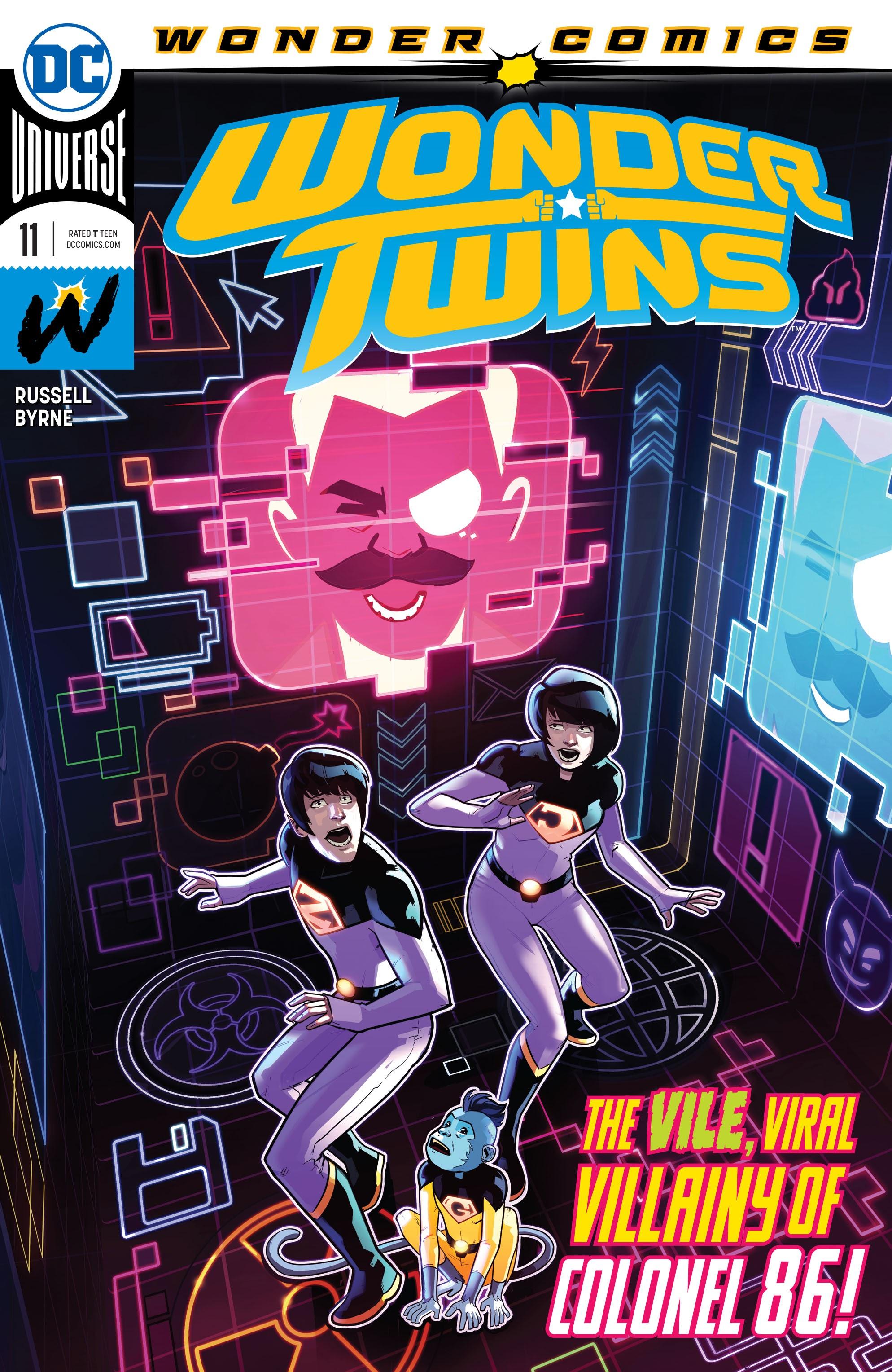Wonder Twins Vol 1 11
