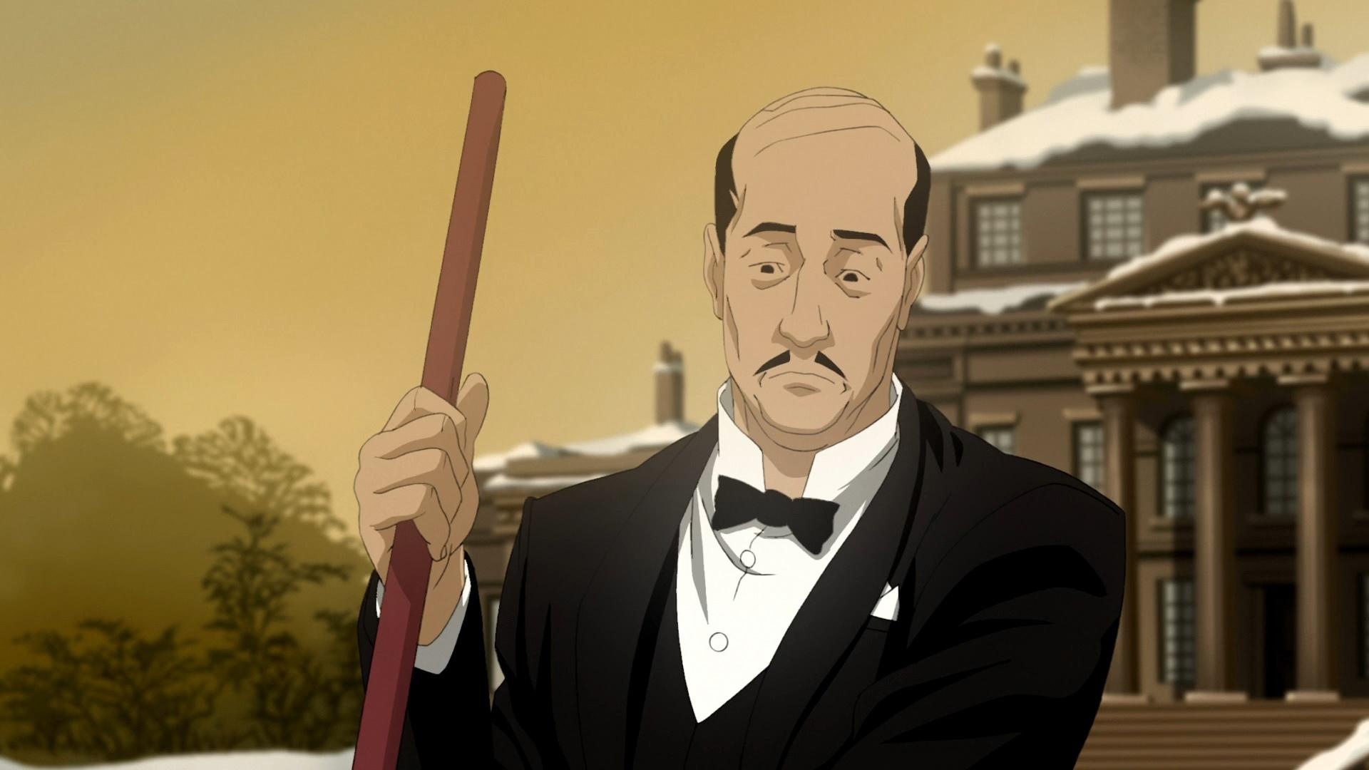 Alfred Pennyworth (Year One Movie)