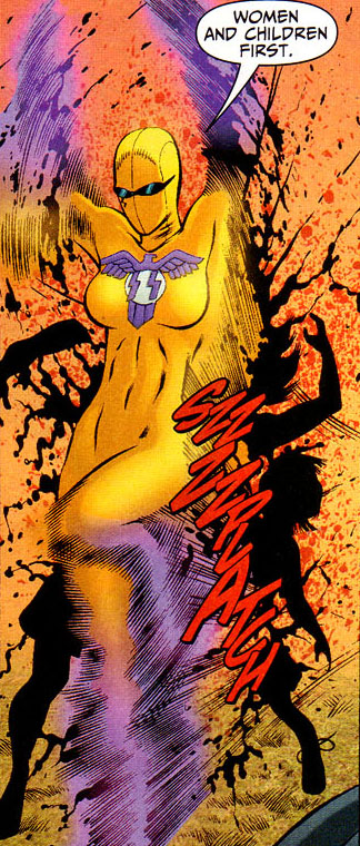 Baroness Blitzkrieg (New Earth)