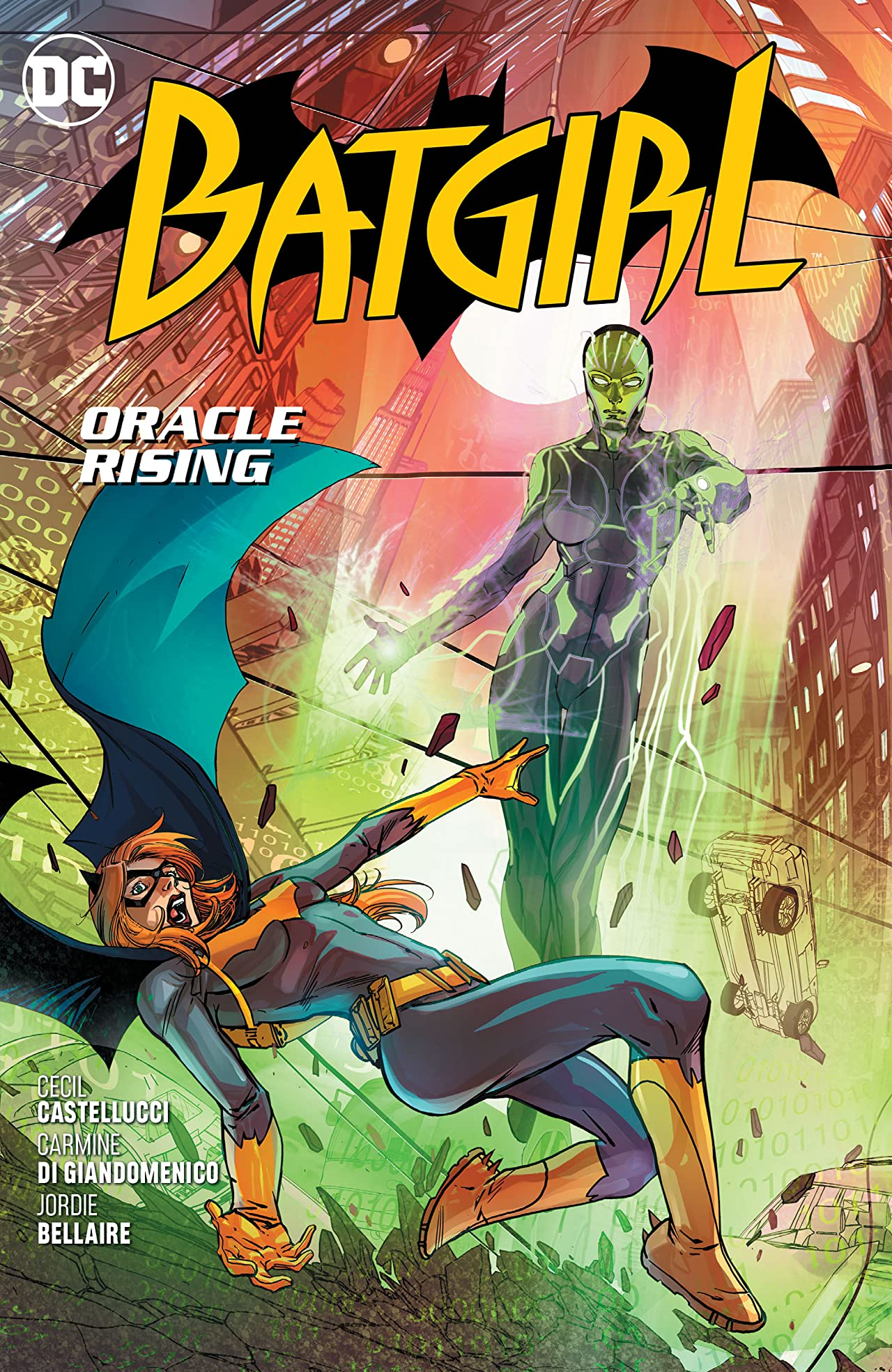 Batgirl: Oracle Rising (Collected)