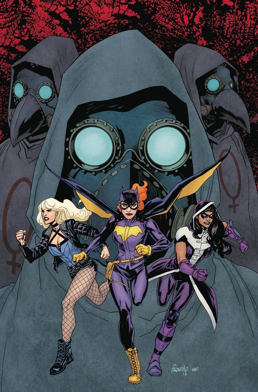 Daughters of Gotham