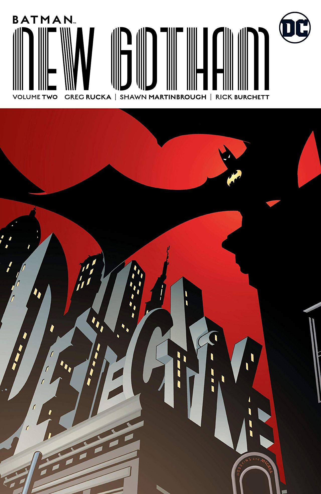 Batman: New Gotham Vol. 2 (Collected)
