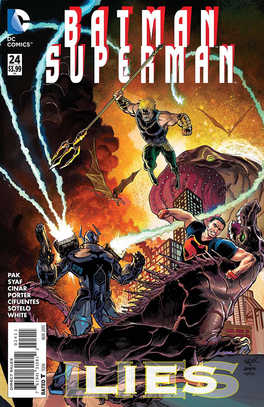 Batman/Superman Vol 1 24