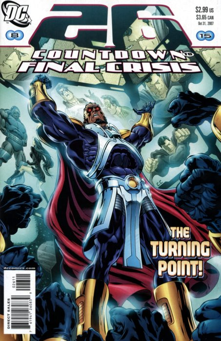 Countdown to Final Crisis Vol 1 26