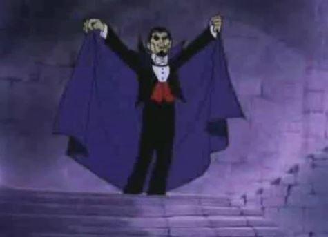 Dracula (Super Friends)