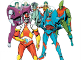 Atomic Knights of Justice (Earth 17)