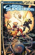 Future State Legion of Super-Heroes Vol 1 1