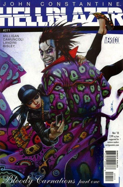 Hellblazer Vol 1 271