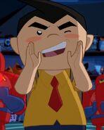 Hiro Okamura Justice League Action 0001