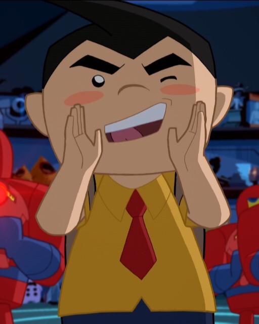Hiro Okamura (Justice League Action)
