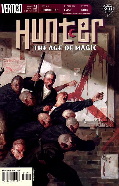Hunter: The Age of Magic Vol 1 15