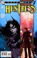 Huntress Year One Vol 1 2