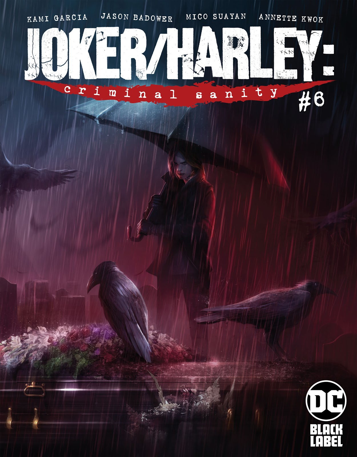 Joker/Harley: Criminal Sanity Vol 1 6