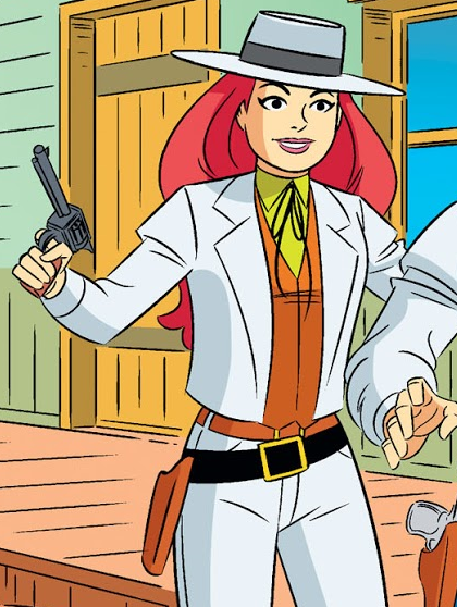 Katherine Manser (Scooby-Doo Team-Up)