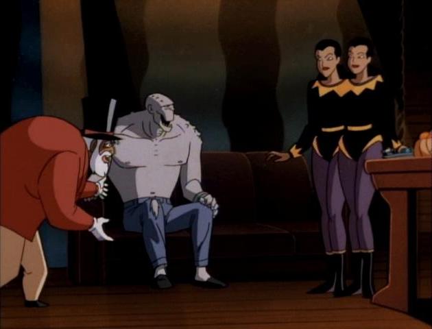 Batman (1992 TV Series) Episode: Sideshow