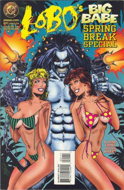 Lobo's Big Babe Spring Break Special