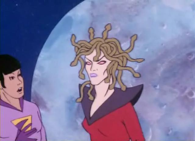 Medusa (Super Friends)