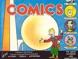 New York World's Fair Comics Vol 1 1