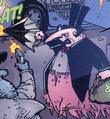 Penguin Batman Lobo 001
