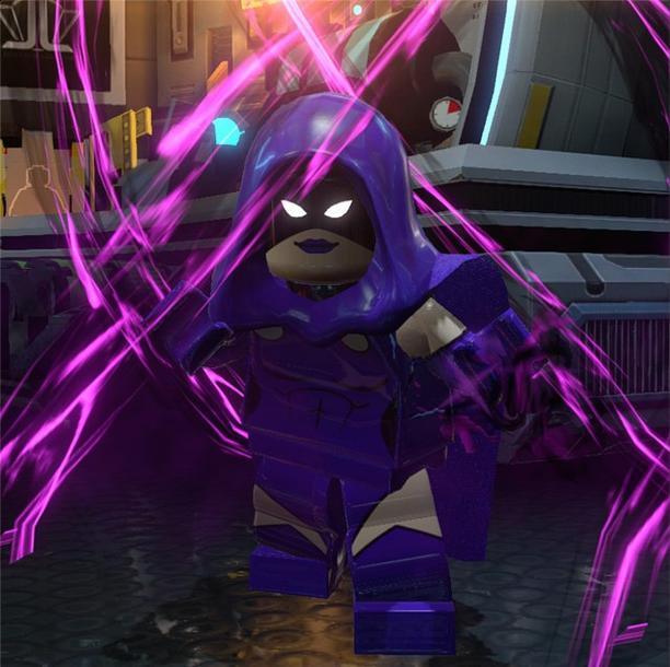 Raven (Lego Batman)