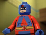 Raymond Palmer Lego DC Heroes 0001