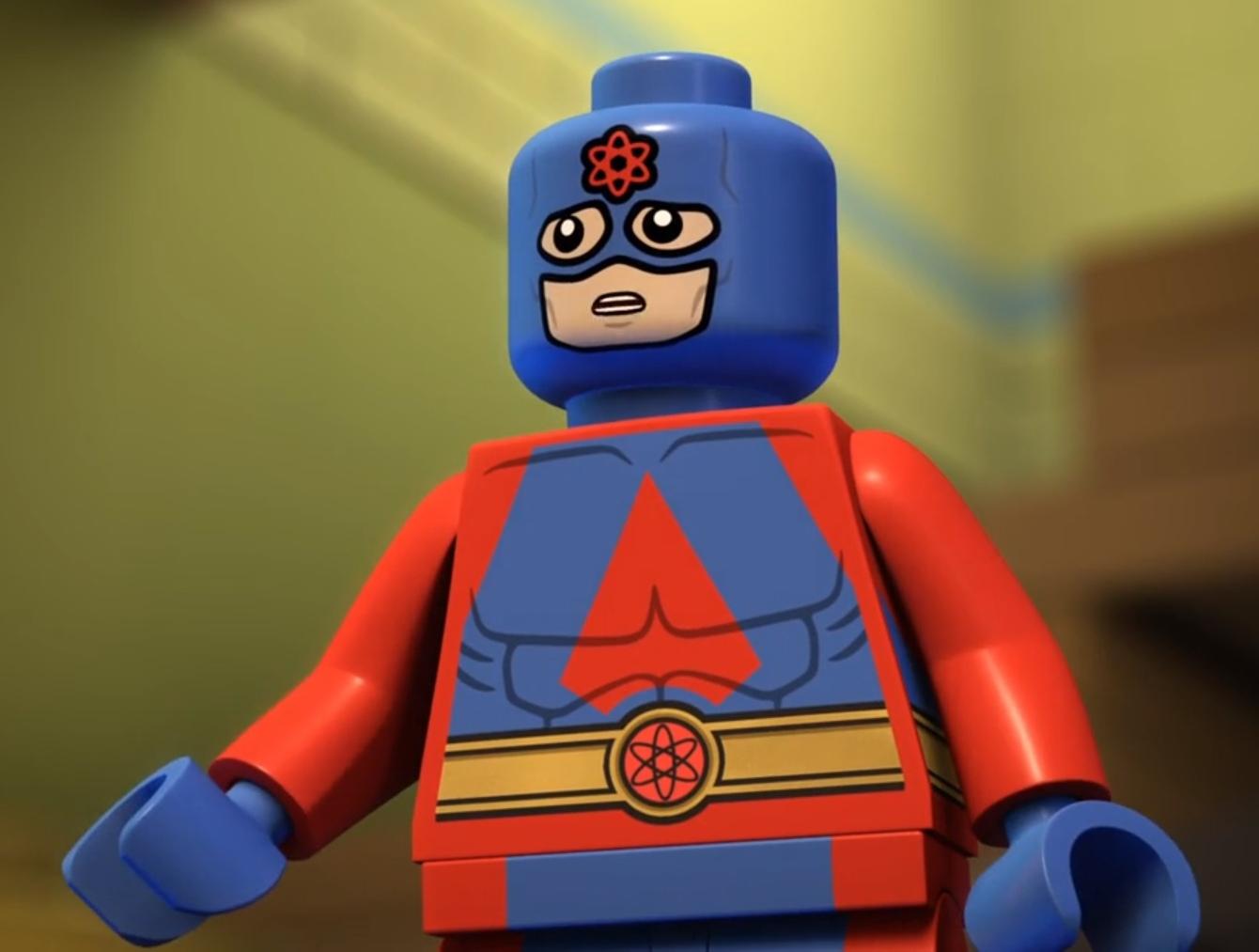 Raymond Palmer (Lego DC Heroes)