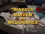 Batman (1966 TV Series) Episode: Minerva, Mayhem and Millionaires