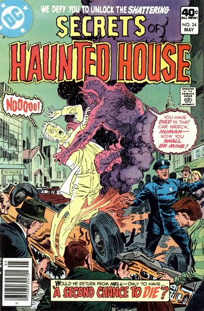 Secrets of Haunted House Vol 1 24