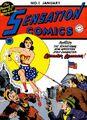 Sensation Comics 1