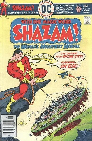 Shazam! Vol 1 24