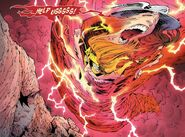 Speed Force Storm Last Knight on Earth 0001