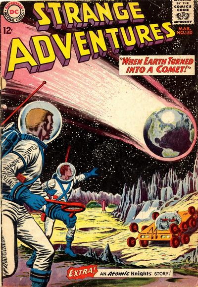 Strange Adventures Vol 1 150