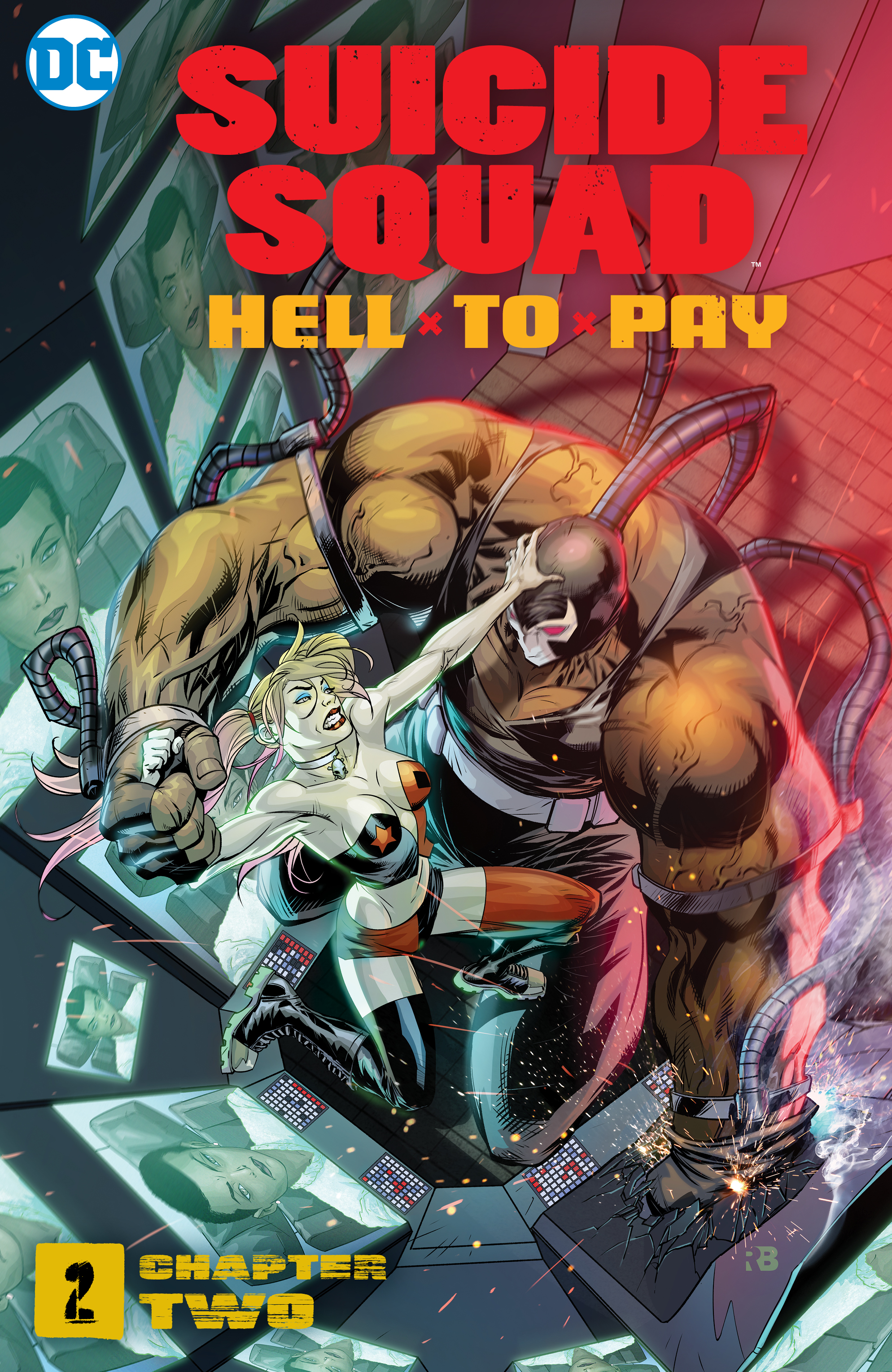 Suicide Squad: Hell to Pay Vol 1 2 (Digital)
